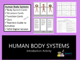 Human Body Systems Activity