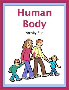 Human Body Activity Fun