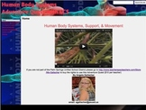 Human Body Adventure Quest with Common Core Standards
