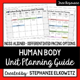 Human Body Anatomy and Physiology Unit Planning Guide