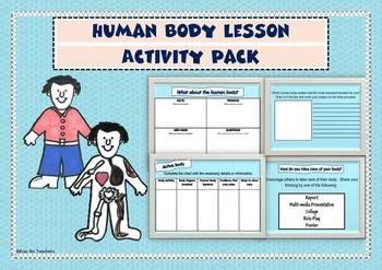 Human Body Assessment Pack
