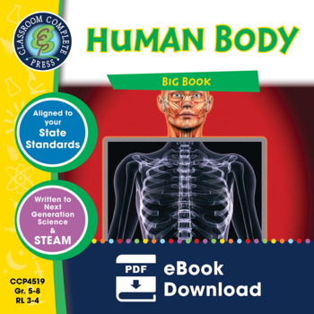 Human Body BIG BOOK - Bundle
