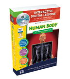 Human Body BIG BOX - NOTEBOOK Gr. 3-8
