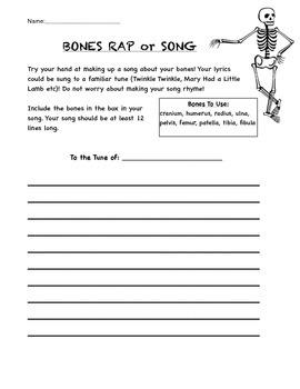 Humanskeleton Worksheets Lap