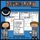 Human Body Mini Book {Heart, Lungs, Stomach, Skeleton, Muscles}