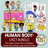 Human Body Systems - Life Science Curriculum Unit - PowerP