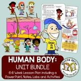 Human Body Systems - PowerPoint & Handouts Bundle - Distan