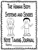 Human Body CKLA Note Taking Journal