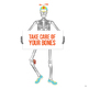 Human Body Detectives Go into the Skeletal System