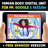 Human Body Digital Activities for Google and Seesaw - Dist