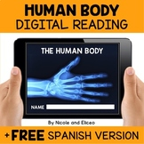 Human Body Reading Comprehension for Google Classroom