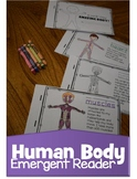 Human Body Emergent Reader