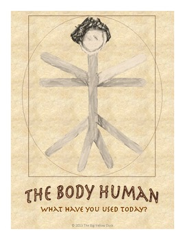 Human Body Exam Review or Exam; Kinesthetic and Tactile Learning