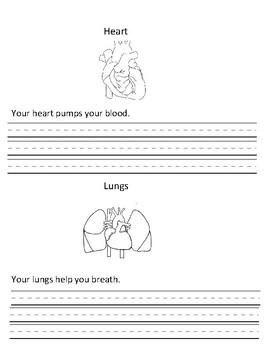 Human Body Fact Book