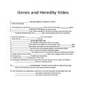 Human Body In Action: Genes & Heredity Video Worksheet