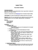 Human Body Integrated Unit Lesson Plans for 3 weeks