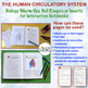 Human Body Interactive Notebooks, Warm Ups: Circulatory System
