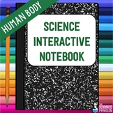 Human Body Interactive Science Notebook