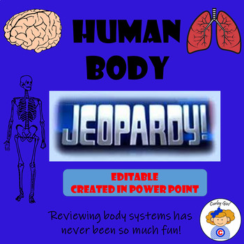 Human Body Review Games Worksheets Teachers Pay Teachers