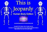 Human Body Jeopardy SMARTboard review game Bones, Joints, Muscles, Coordination