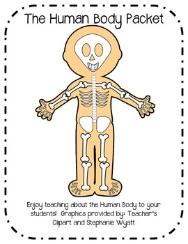 Human Body Learning Packet
