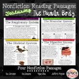 Human Body Nonfiction Passages