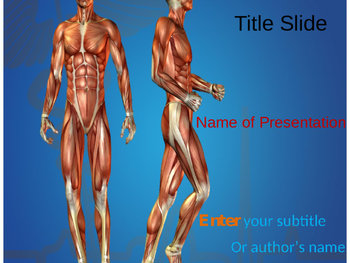 Human Body PPT Template