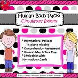 Human Body Pack: Circulatory System