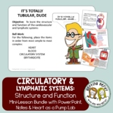 Circulatory & Lymphatic Systems PowerPoint & Notes - Distance Learning