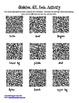 Human Body QR Code Activity