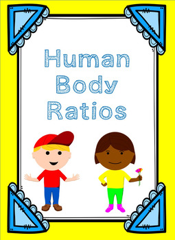 Human Body Ratios- 6 RP 1