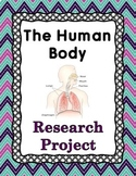 Human Body Research Project
