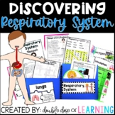 Human Body: Respiratory System Research Unit with PowerPoint