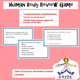 Human Body Review Game