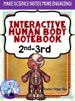 Human Body Science Interactive Notebook