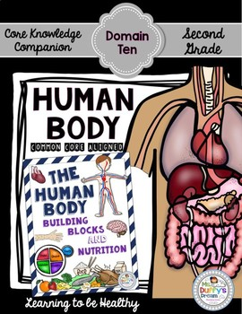 CKLA Human Body ~Second Grade (Engage NY / Core Knowledge Domain 10)