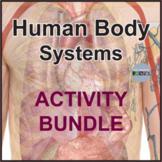 Human Body System Activity Bundle