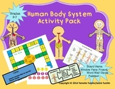 Human Body System Mega Science Pack (Suitable for grades 3-7)