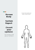 Human Body System Report