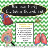 Human Body Pack: Bulletin Board/Review Game