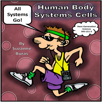 Human Body Systems Cells: Next Generation Science MS-LS1-3