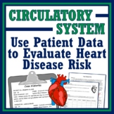 Human Body Systems: Circulatory System & Heart Disease Activity NGSS MS-LS1-3