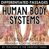 Human Body Systems: Passages - Distance Learning Compatible
