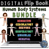 Human Body Systems Digital Flip Book Bundle