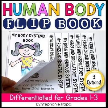 Human Body Systems Flip Book