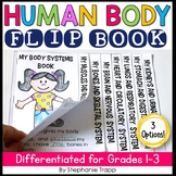 Human Body Systems Flip Book