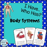 Human Body Systems Game