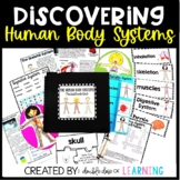 Human Body Systems Research [MEGA] 6-Part Unit with PowerPoint Bundle