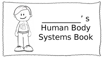 Human Body Systems Mini-Book