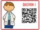 Human Body Systems QR Code Hunt